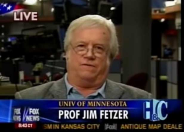 Prof. James H. Fetzer