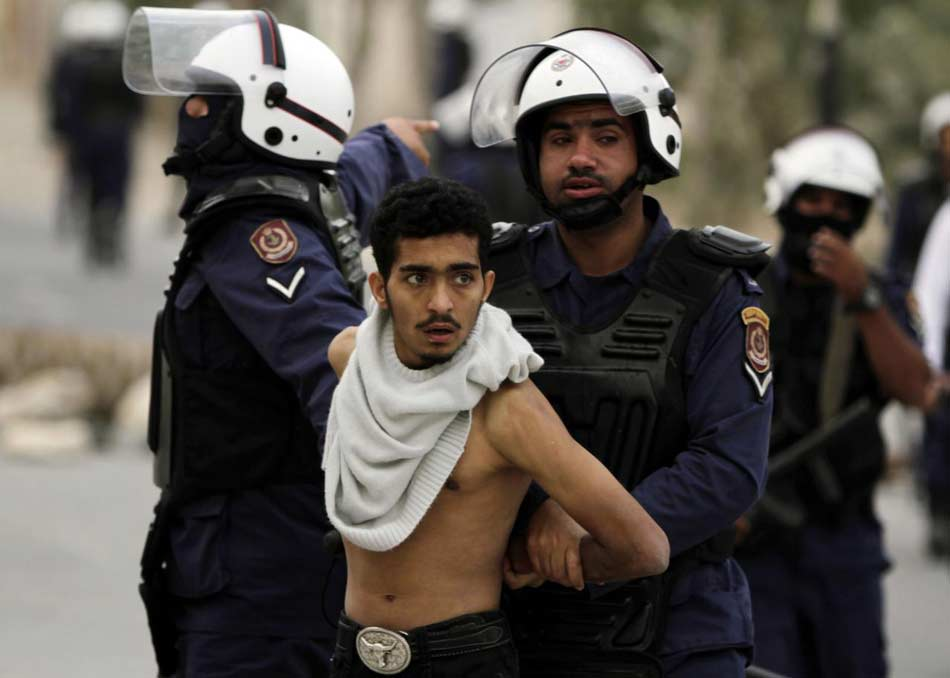 Stop repressions in Bahrain